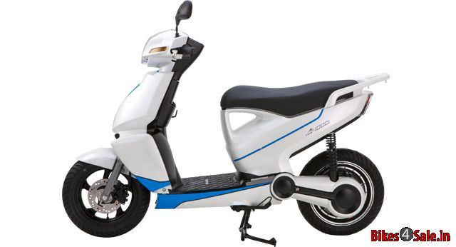 Electric Bike Terra Motors A4000i