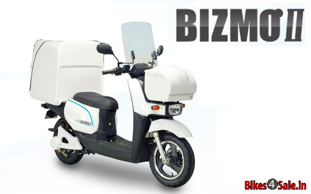 Electric Bike Terra Motors Bizmo 2