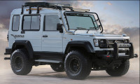 Force Motors Gurkha Xtreme 4x4 Diesel