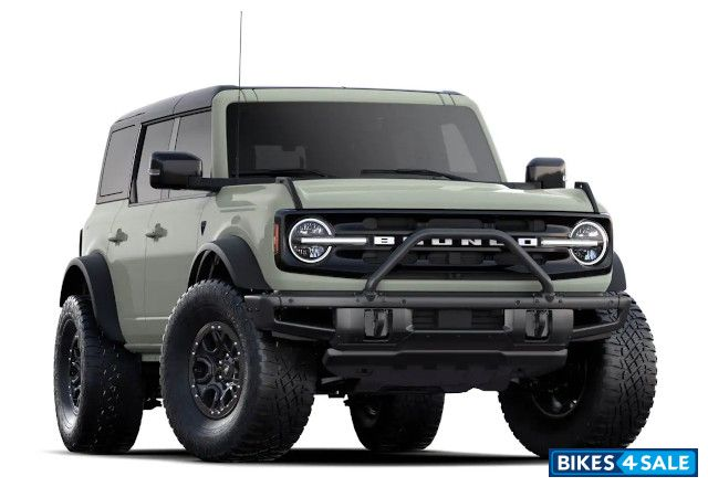 Ford Bronco First Edition 4-Door AT