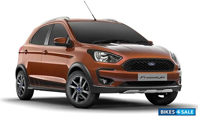 Ford Freestyle 1.5L Titanium Plus Diesel