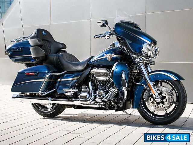 Harley Davidson CVO Limited price, specs, mileage, colours, photos ...