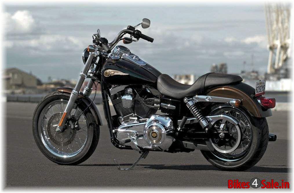 Harley Davidson Dyna Fxdc Super Glide Custom Price Specs