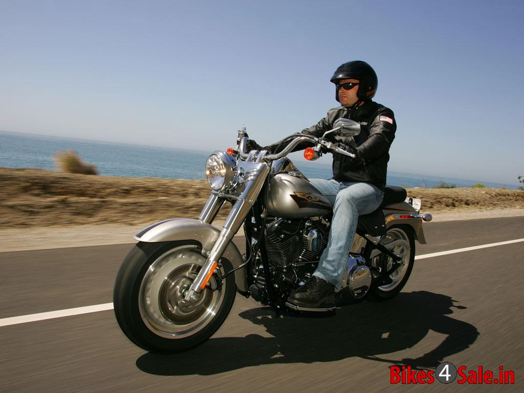 harley davidson flstf fat boy motorcycle picture gallery bikes4sale. Black Bedroom Furniture Sets. Home Design Ideas