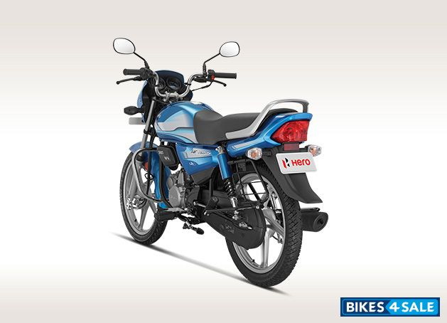 Hero Hf Deluxe Bs6 Price Specs Mileage Colours Photos And Reviews Bikes4sale