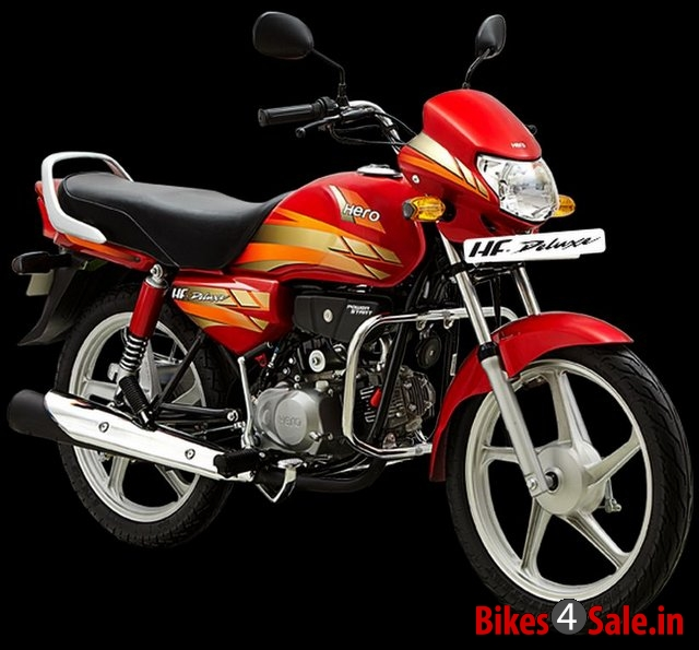 Hero Hf Deluxe Price Specs Mileage Colours Photos And Reviews Bikes4sale