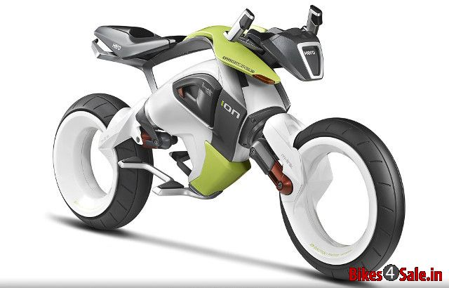 Electric Bikes For Sale >> Hero iON price, specs, mileage, colours, photos and ...