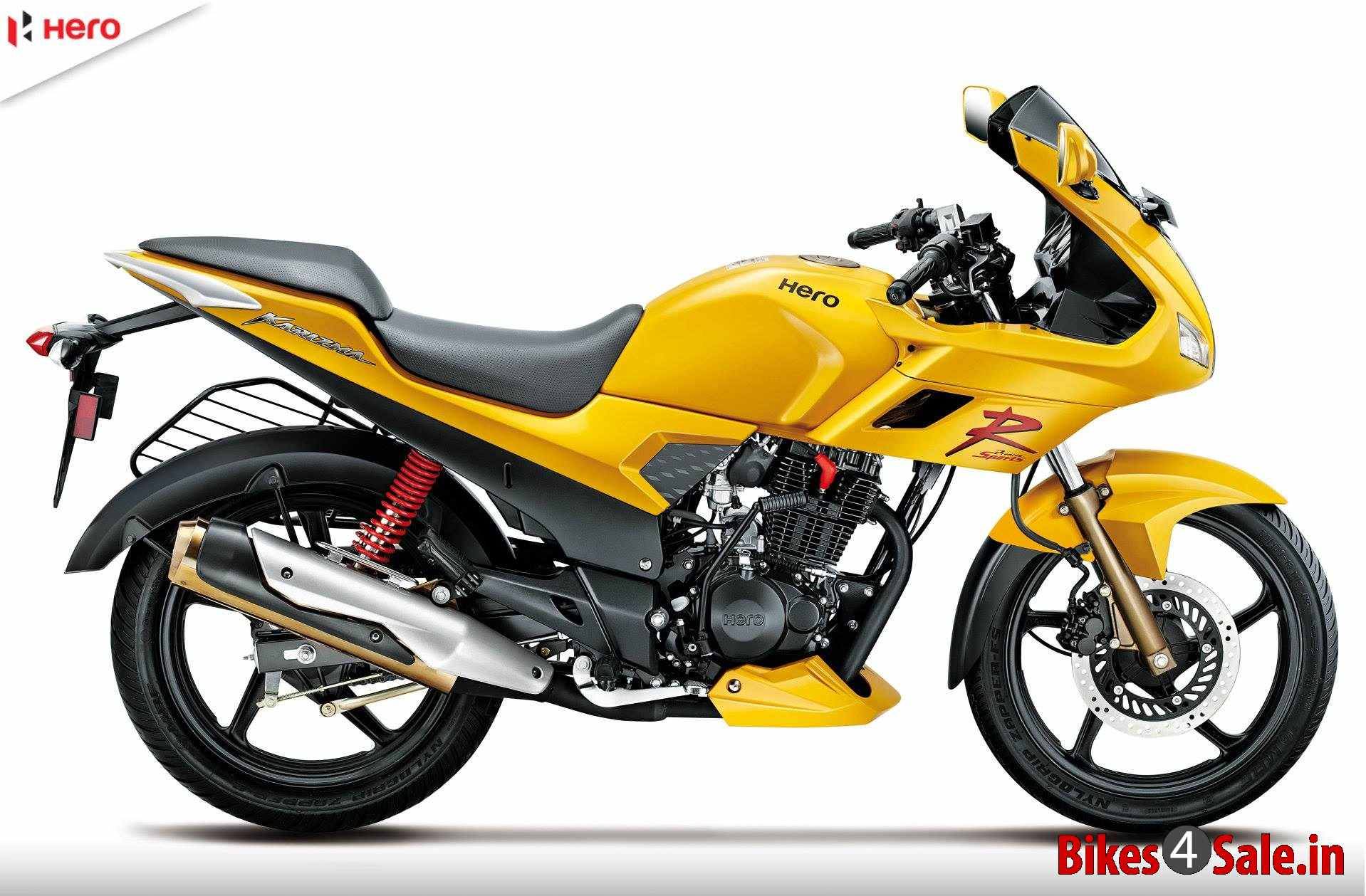 Electric Bikes For Sale >> Photo 3. Hero Karizma R Motorcycle Picture Gallery - Bikes4Sale