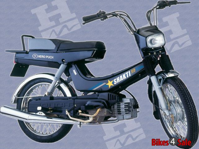 Hero Mopeds Hero Puch