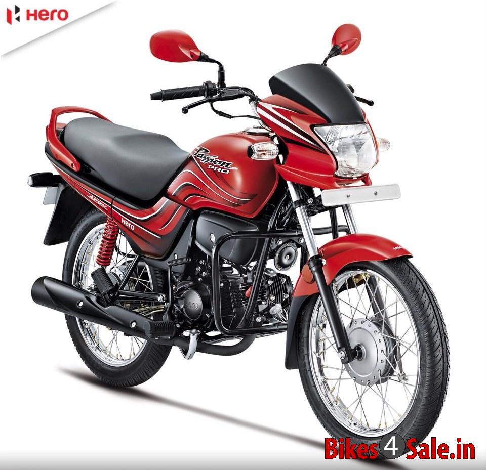 Hero Passion Pro Motorcycle Picture Gallery Bikes4sale