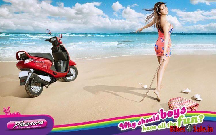 Hero Pleasure Price Specs Mileage Colours Photos And Reviews