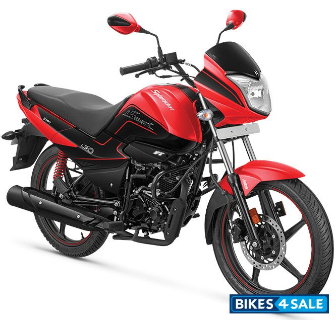 Hero Splendor iSmart 110 FI BS-VI