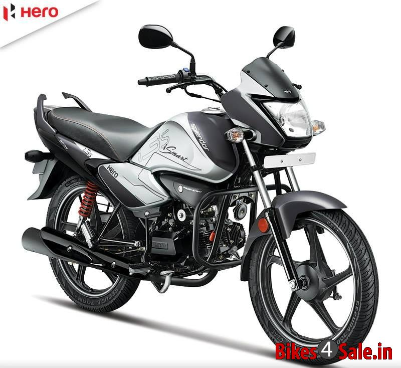 Hero splendor ismart price specs mileage colours - Hero splendor ismart mileage per liter ...