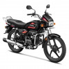 Hero Splendor Plus Black and Accent