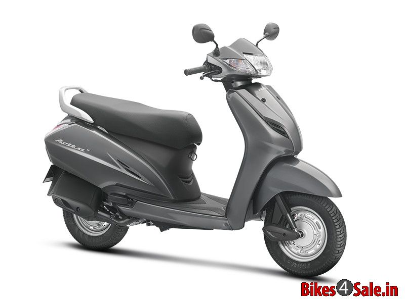 Front View Honda Activa 3g Scooter Picture Gallery Bikes4sale