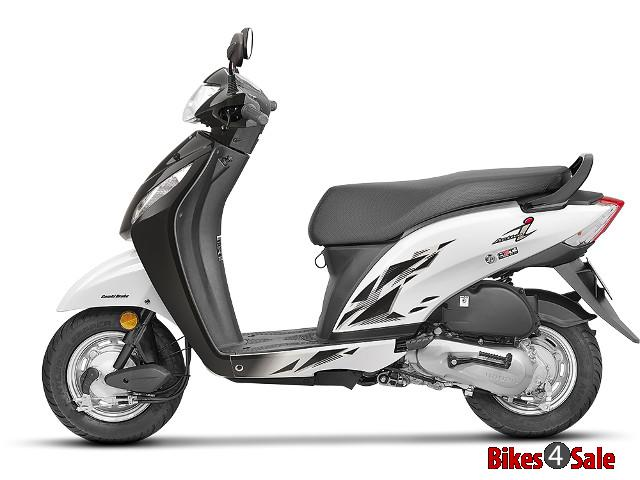 Honda Activa i specifications, features, colours and user reviews