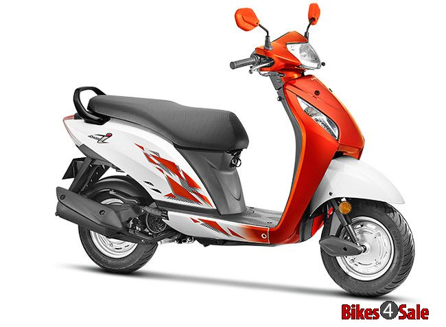 Activa i Side view
