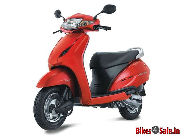 Honda Activa Mileage Get The Actual Average Mileage In City And