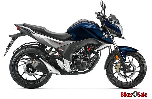 14920b6b05f Honda CB Hornet 160R price in India. Onroad and Ex-showroom price ...