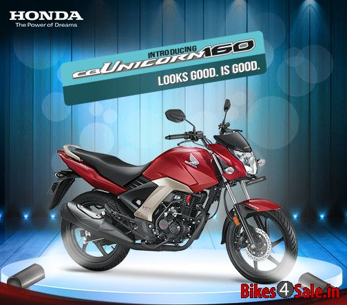 CB Unicorn 160