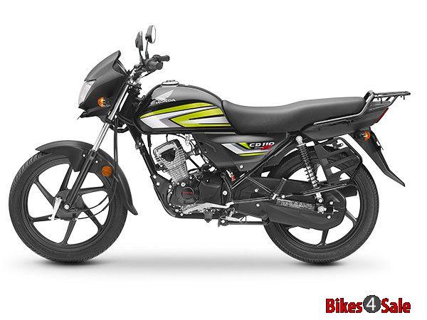 Honda CD 110 Dream DX price, specs, mileage, colours, photos and ...