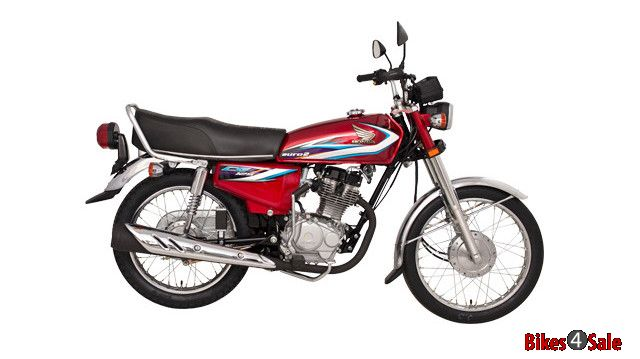 honda cg 125 price specs mileage colours photos and. Black Bedroom Furniture Sets. Home Design Ideas