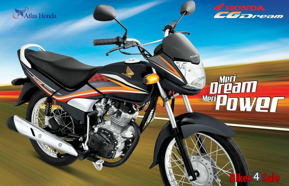 Honda CG Dream