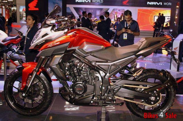 Honda Letest Bike Honda Xrm Rs 125 10 Back Side View 3