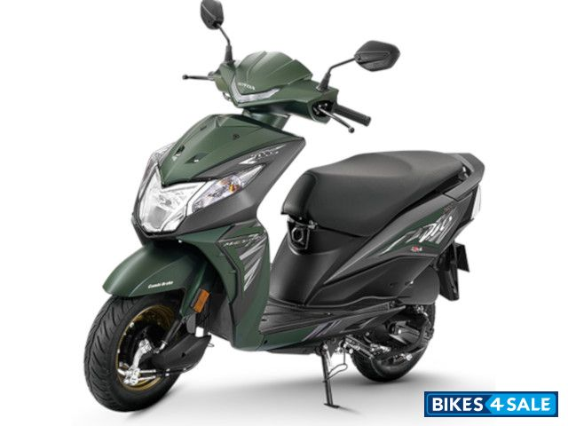 Honda 4 Wheeler Dealers Honda Dio specifications, features, colours and user reviews ...