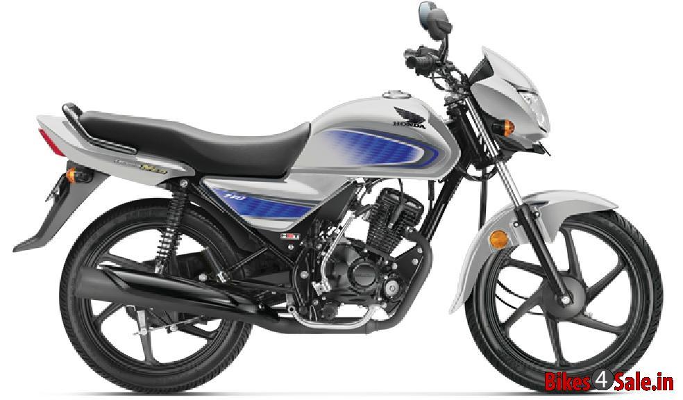 Honda Dealers In Ct >> Honda Dream Neo in Force Silver Metallic Colour. Honda Dream Neo Motorcycle Pict - Bikes4Sale