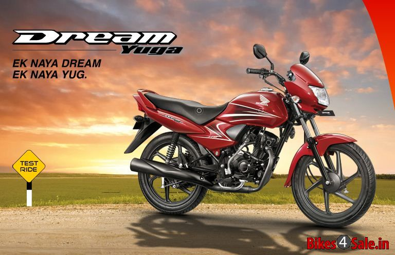 Honda Dream Yuga Price Specs Mileage Colours Photos And