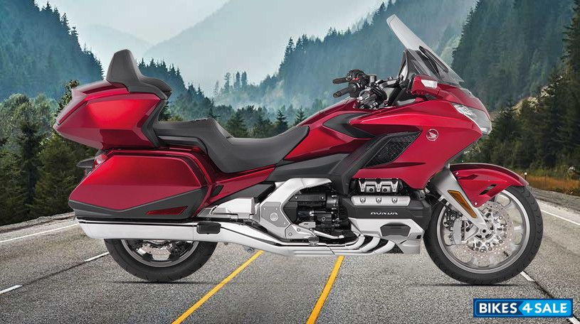 Honda Gold Wing Tour DCT