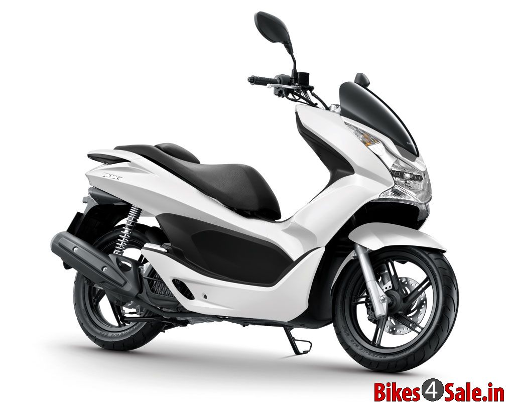 honda pcx 125 scooter picture gallery bikes4sale. Black Bedroom Furniture Sets. Home Design Ideas