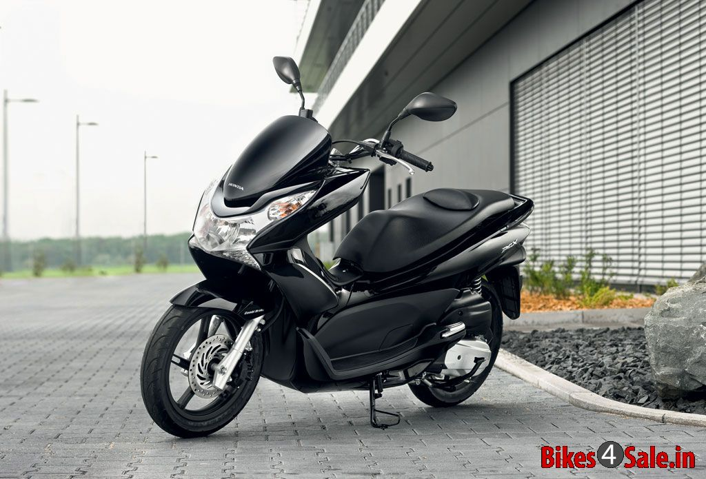 honda pcx 125 price specs mileage colours photos and. Black Bedroom Furniture Sets. Home Design Ideas