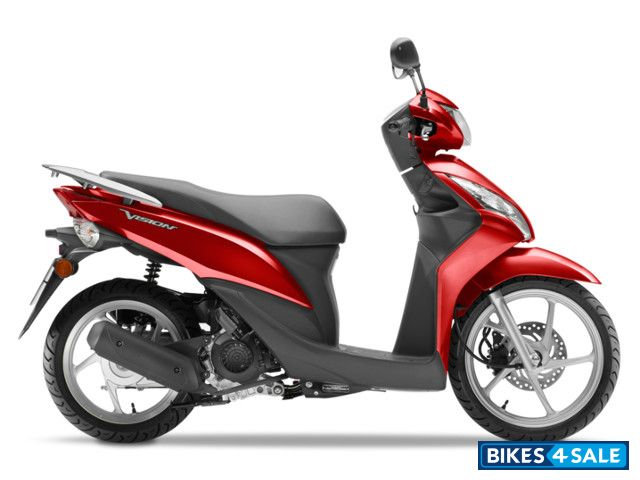 honda vision 50 price specs mileage colours photos and. Black Bedroom Furniture Sets. Home Design Ideas