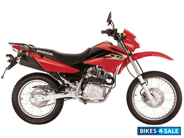 honda xr125 price specs mileage colours photos and. Black Bedroom Furniture Sets. Home Design Ideas