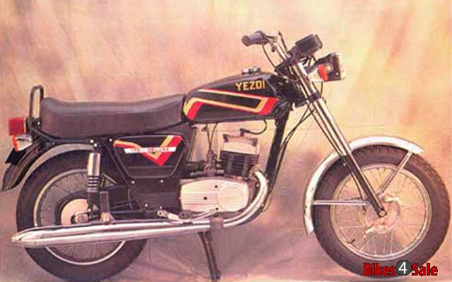 Electric Bikes For Sale >> Ideal Jawa Yezdi 175 price, specs, mileage, colours, photos and reviews - Bikes4Sale