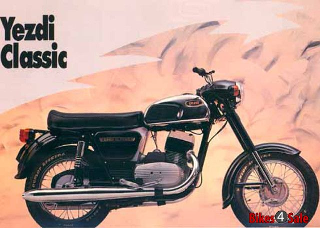 Electric Bikes For Sale >> Ideal Jawa Yezdi Classic price, specs, mileage, colours ...