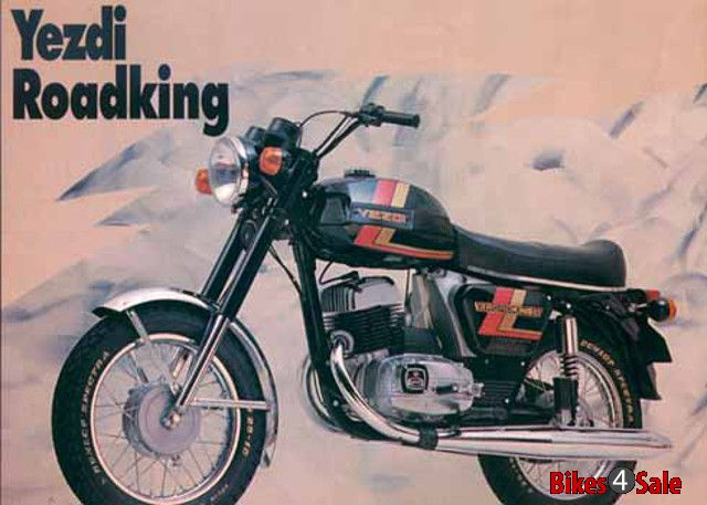 Ideal Jawa Yezdi RoadKing