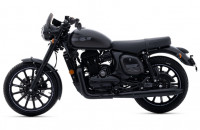 Jawa 42 Dual Channel ABS AllStar Black