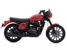 Jawa 42 Dual Channel ABS Orion Red