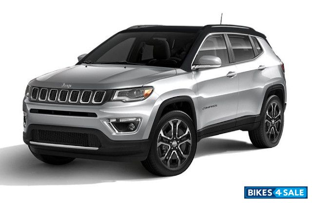 Jeep Compass Limited Plus 2.0L 4x4 Diesel AT