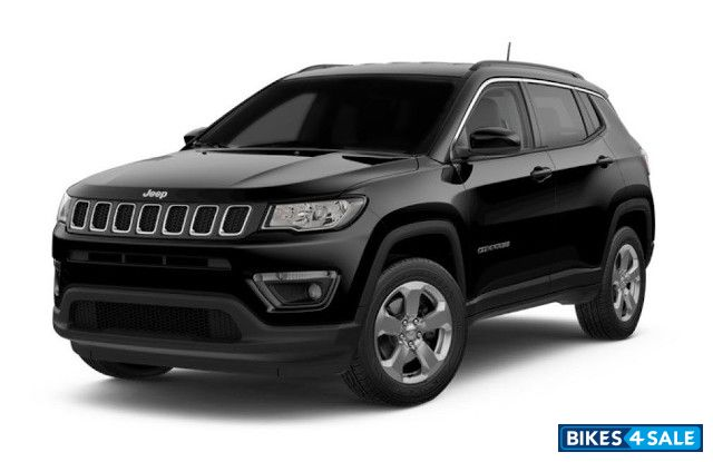 Jeep Compass Longitude 2.0L 4x4 Diesel AT