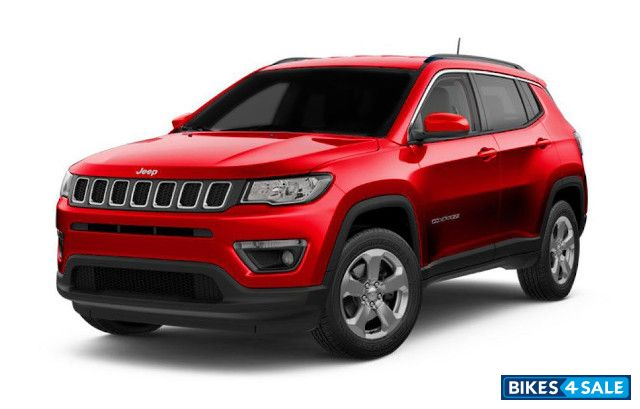 Jeep Compass Longitude Plus 1.4L Petrol AT