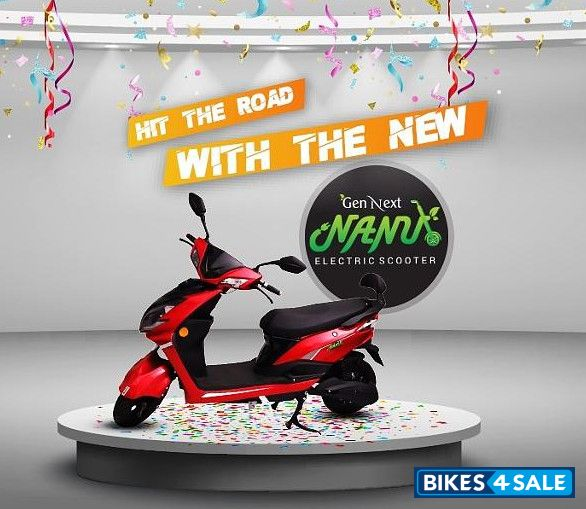 Joy e-bike Gen Nxt Nanu