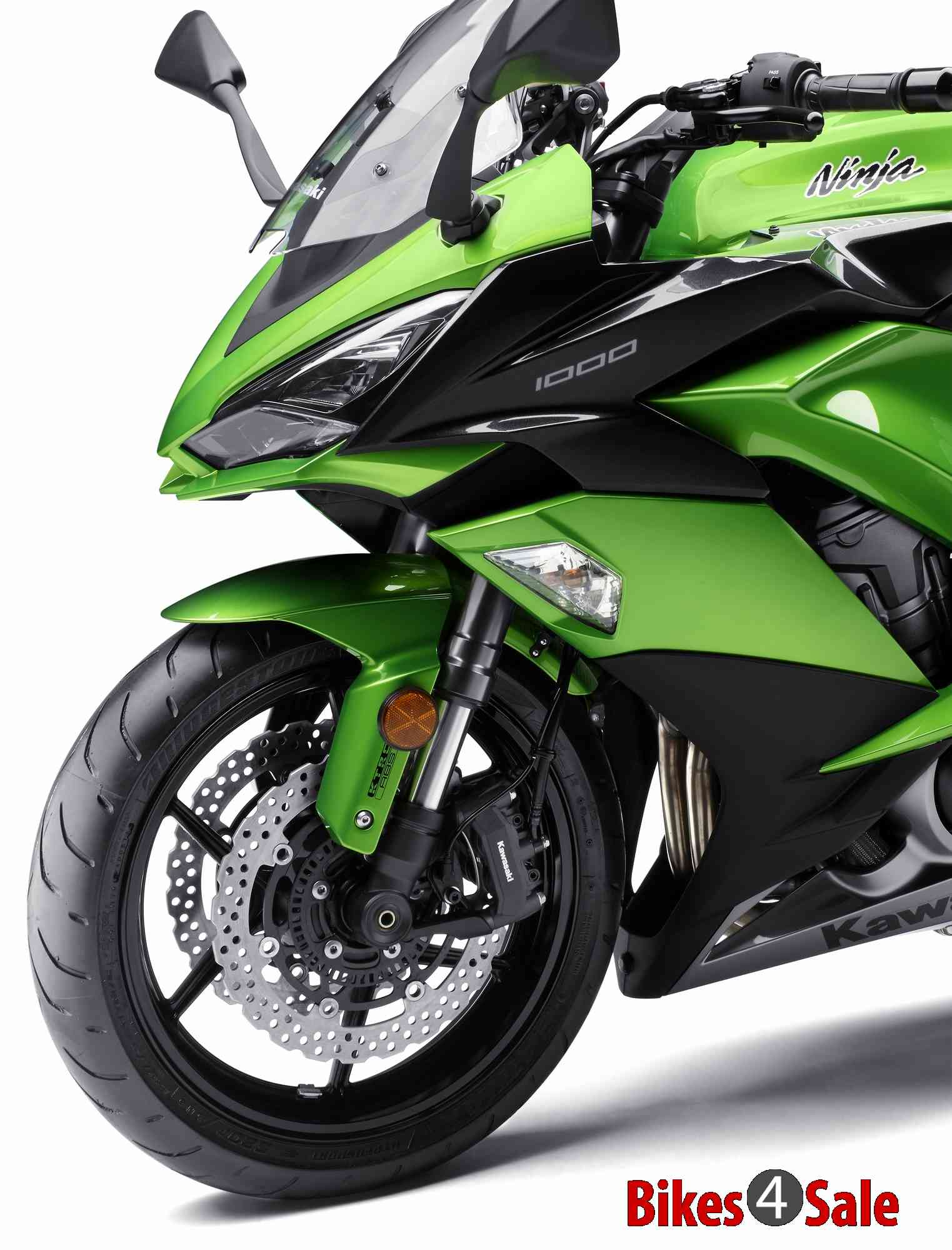 Kawasaki Launched 2017 Ninja 1000 In India Bikes4sale