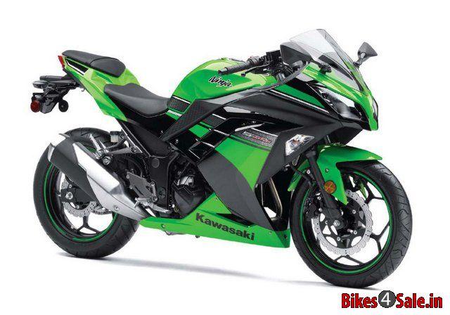 Kawasaki Ninja 300R price, specs, mileage, colours, photos and ...