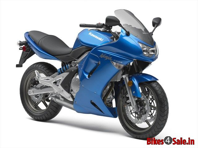 Kawasaki Ninja 650R price, specs, mileage, colours, photos and ...