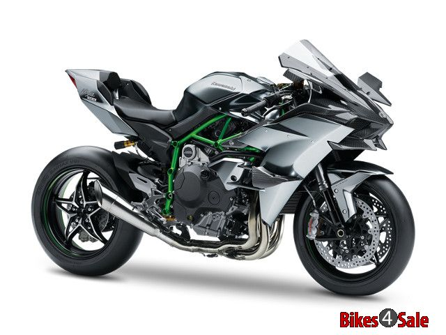 Cost Of Kawasaki Ninja H In India
