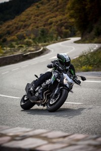 Kawasaki Z800 e version